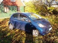 2007 Toyota Aygo, Min lilla toyota AYGO. billig billig billig o kul =), exterior, gallery_worthy