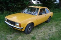 1976 Opel Ascona Overview