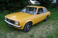 1976 Opel Ascona Picture Gallery