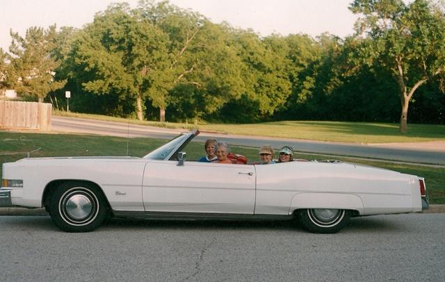 Picture of 1974 Cadillac Eldorado, exterior, gallery_worthy