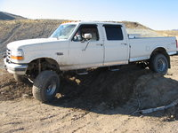 Picture of 1994 Ford F-350 4 Dr XLT 4WD Crew Cab LB, exterior, gallery_worthy