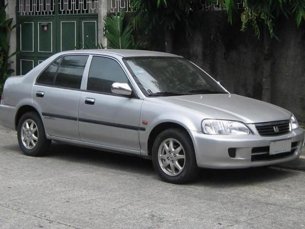 Picture of 2000 Honda City