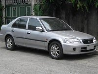 2000 Honda City Overview