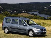 2007 Dacia Logan, Logan MCV, exterior