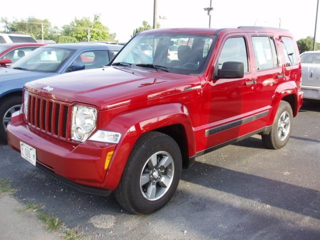 Perfect Picture Of 2009 Jeep Liberty Sport 4WD, Exterior, Gallery_worthy
