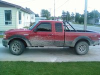 Picture of 2009 Ford Ranger FX4 Off-Road SuperCab 4Dr 4WD, exterior, gallery_worthy