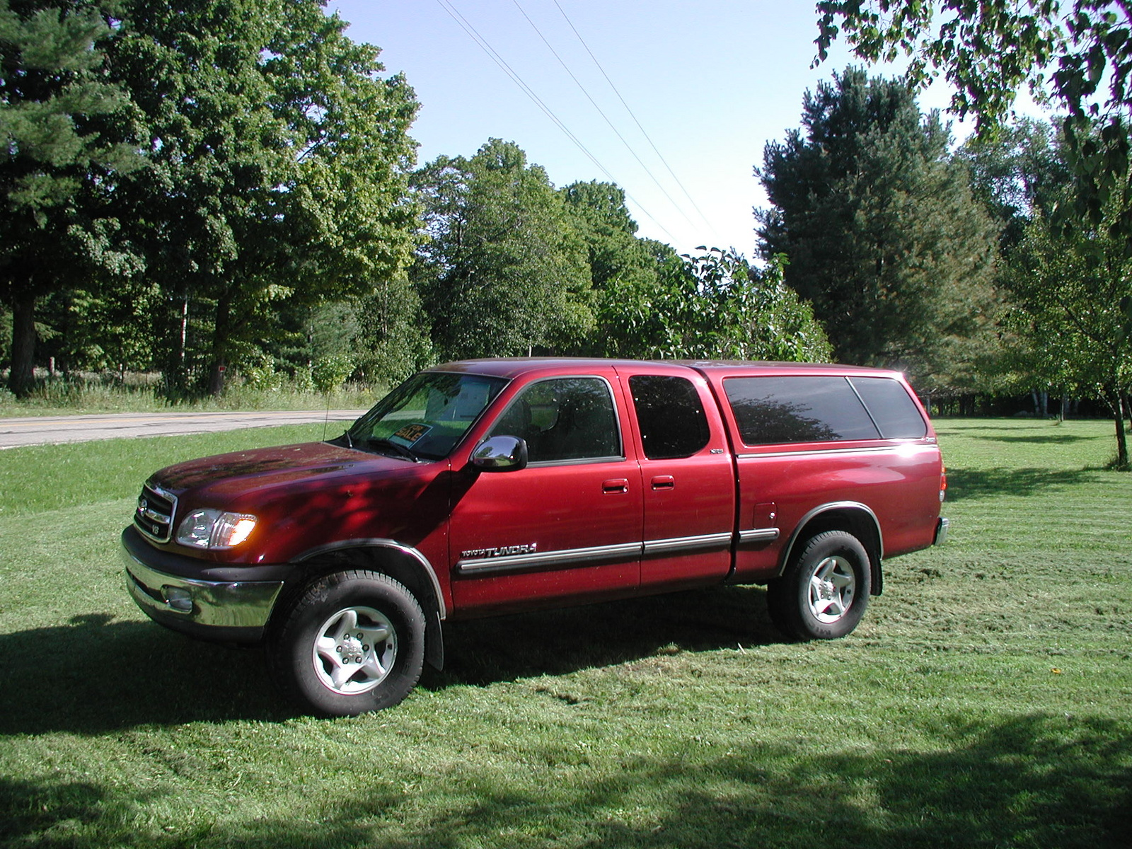 picture of 2002 toyota tundra 4 dr sr5 v8 extended cab sb exterior. Black Bedroom Furniture Sets. Home Design Ideas