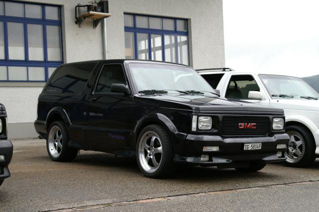 Gmc Typhoon 1993 gmc typhoon picture