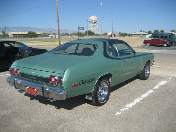 Picture of 1974 Dodge Dart Sport, exterior