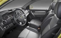 2011 Chevrolet Aveo, Interior View, interior, manufacturer, gallery_worthy