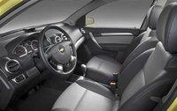 2011 Chevrolet Aveo, Interior View, interior, manufacturer