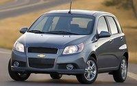 2011 Chevrolet Aveo Overview