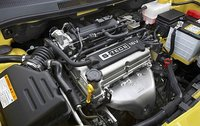 2011 Chevrolet Aveo, Engine View, engine, manufacturer