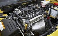 2011 Chevrolet Aveo, Engine View, engine, manufacturer