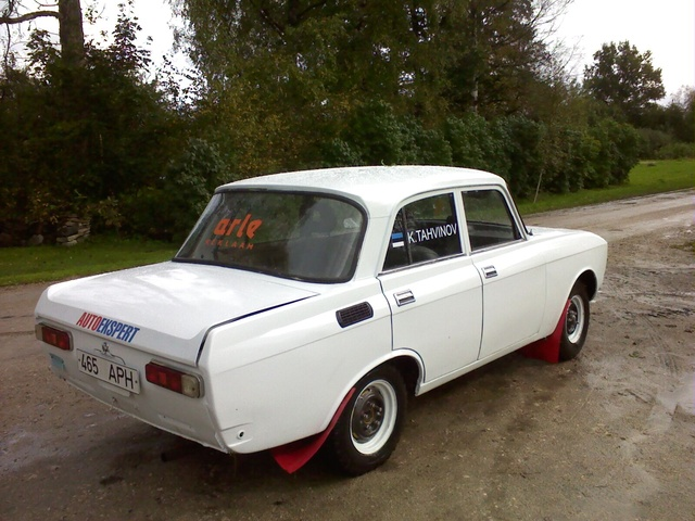 Picture of 1988 Moskvitch 412