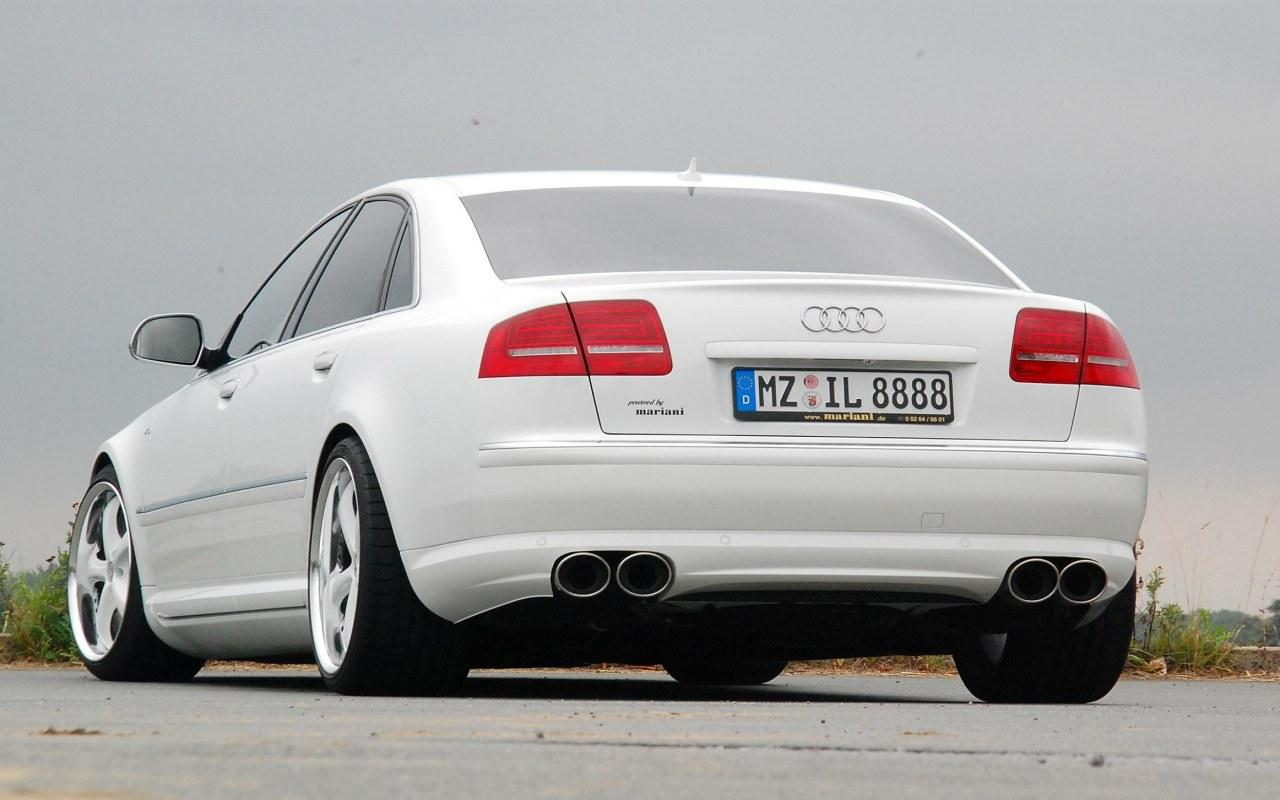 2003 Audi S8 4 Dr quattro AWD Sedan picture
