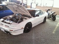 Picture of 1989 Nissan 240SX, exterior, engine, gallery_worthy