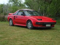 1984 Toyota MR2, Roxie at the Groynes (1810/10), exterior