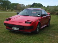 1984 Toyota MR2 Picture Gallery