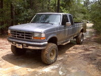 1995 Ford F-250 2 Dr XLT 4WD Extended Cab LB picture, exterior