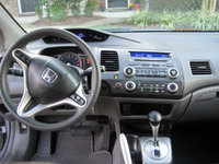 Picture of 2007 Honda Civic Coupe EX, interior