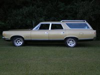 1968 AMC Ambassador Overview