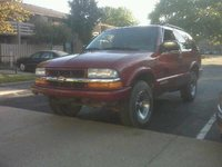 Picture of 2002 Chevrolet Blazer 2 Door LS, exterior