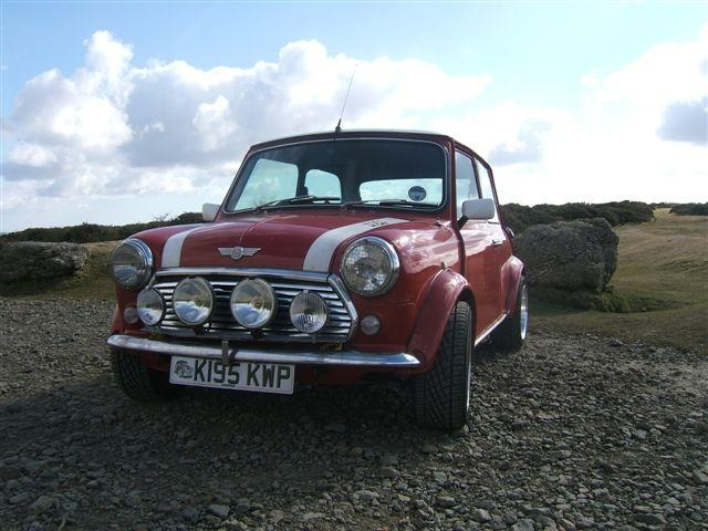 Picture of 1992 Rover Mini, exterior, gallery_worthy