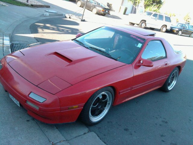 1987 Mazda RX-7, MY BEAST, FC3S!!, exterior