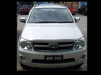 Picture of 2006 Toyota Fortuner, exterior