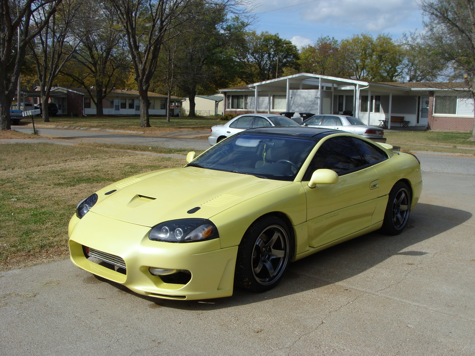 1994 Dodge Stealth 2 Dr R/T Turbo AWD Hatchback, 94 Stealth Twin turbo ...
