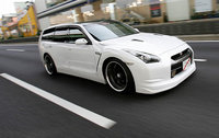 2007 Nissan Stagea Overview
