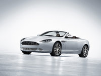 2009 Aston Martin DB9 Picture Gallery