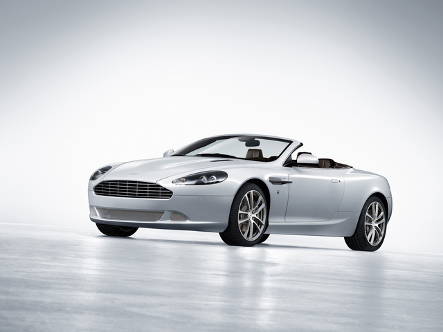 Picture of 2009 Aston Martin DB9