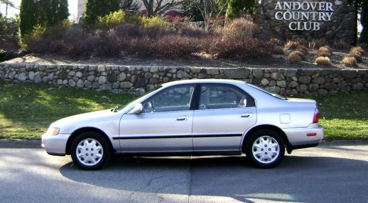 used 1996 honda accord for sale pricing features edmunds. Black Bedroom Furniture Sets. Home Design Ideas