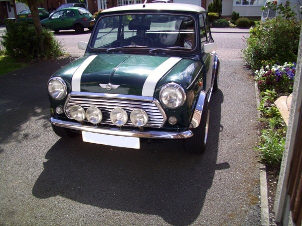 Picture of 1996 Rover Mini