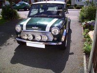 1996 Rover Mini Picture Gallery