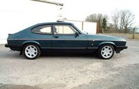 1986 Ford Capri Picture Gallery