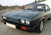 1986 Ford Capri Overview