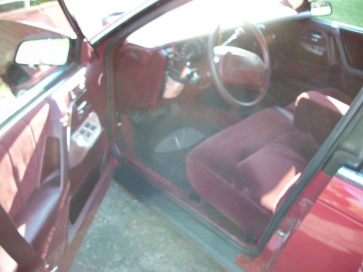 Buick Century Pic on 1986 Buick Lesabre Interior