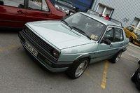 1991 Volkswagen Jetta GL, Jetta Trevel Gevelsberg 2010, exterior