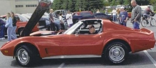 Picture of 1974 Chevrolet Corvette Coupe, exterior, gallery_worthy