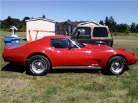 1974 Chevrolet Corvette Coupe picture, exterior