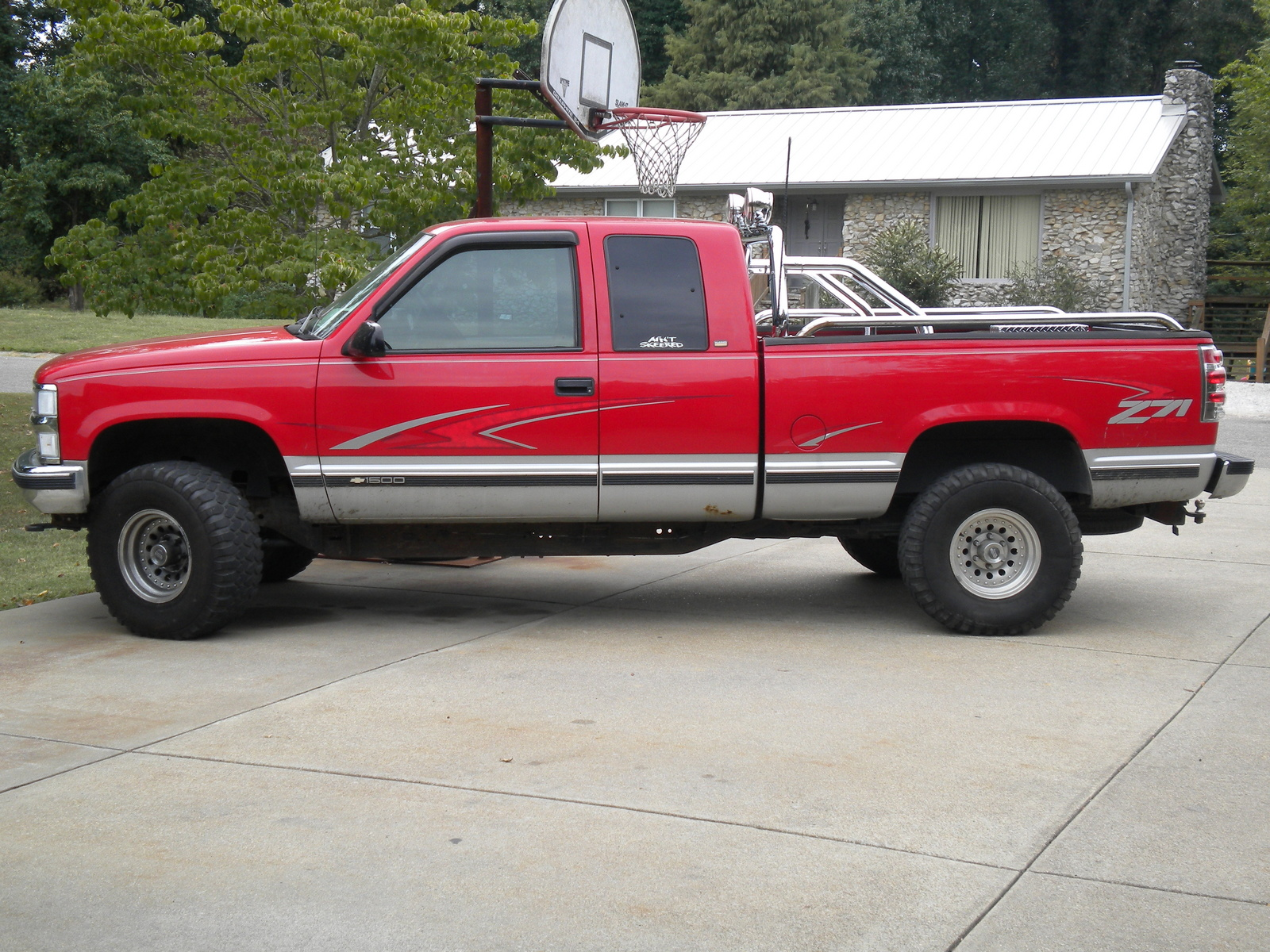 1997 Chevy Silverado Z71 4x4 Extended Cab For Sale Tx Autos Post