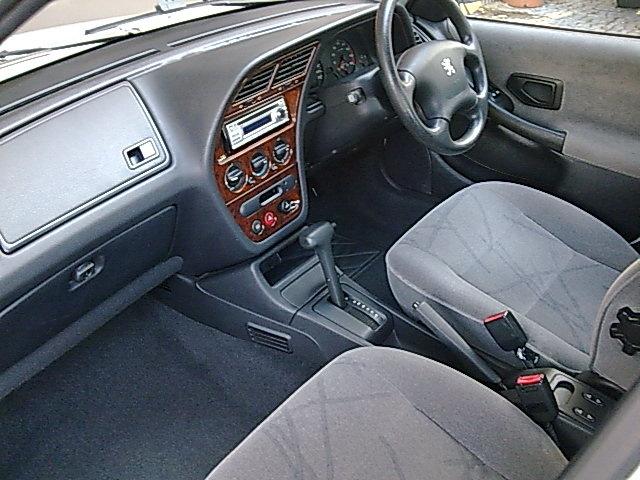 1998 peugeot 306 - interior pictures - cargurus