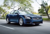 2011 Nissan Maxima, front three quarter view , manufacturer, exterior