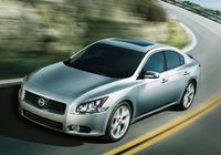 2011 Nissan Maxima, front view , exterior, manufacturer, gallery_worthy