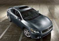 2011 Nissan Maxima, front view , exterior, manufacturer