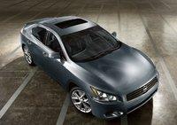 2011 Nissan Maxima, front view , exterior, manufacturer
