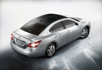 2011 Nissan Maxima, back view , exterior, manufacturer, gallery_worthy